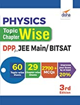 physics topic and chapter wise