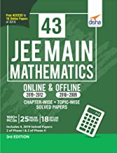 43 JEE Main Mathematics