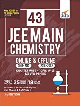 43 JEE Main Chemistry