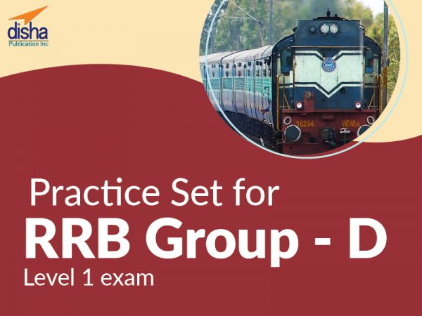 Practice Set for RRB Group – D Level 1 Exam