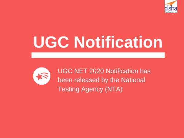 UGC NET 2020 Notification Out
