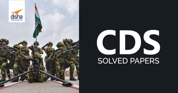 Content for CDS Solved paper 2020