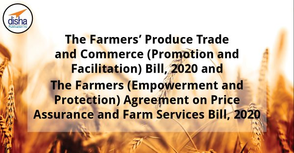 The Farmers' Produce Trade and Commerce Bill 2020