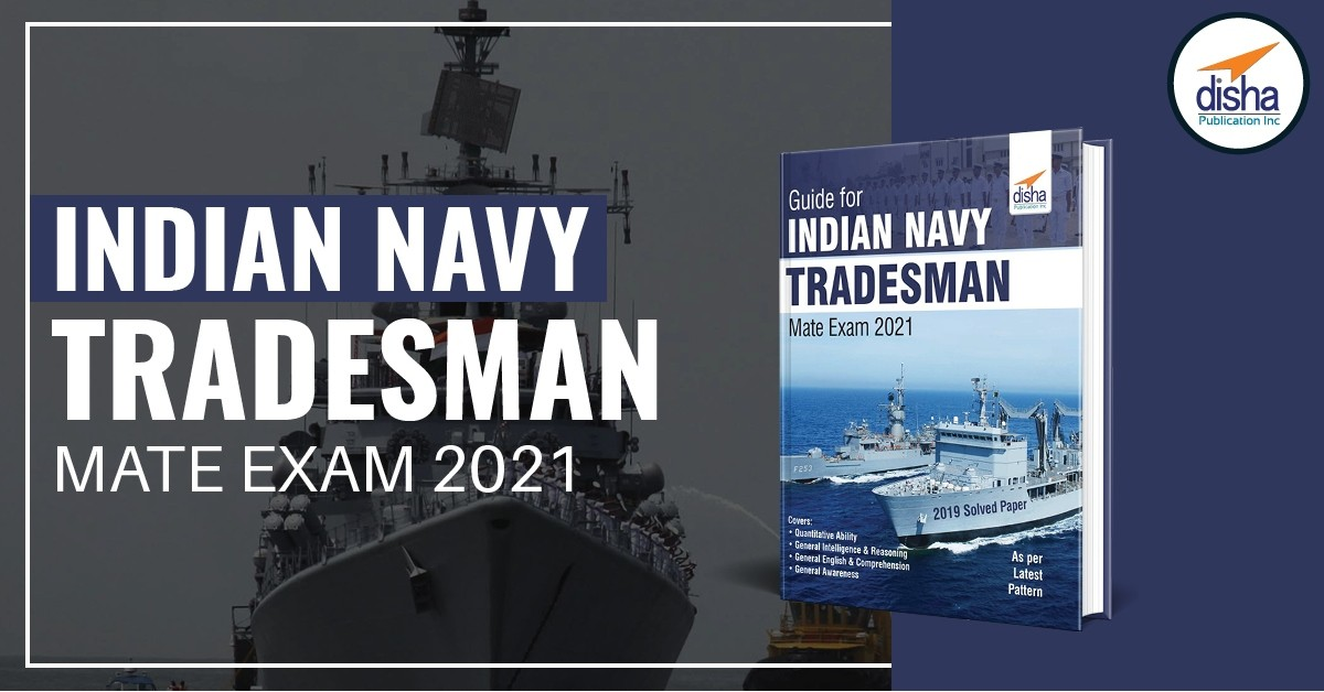 Indian Navy Tradesman Mate Exam 2021